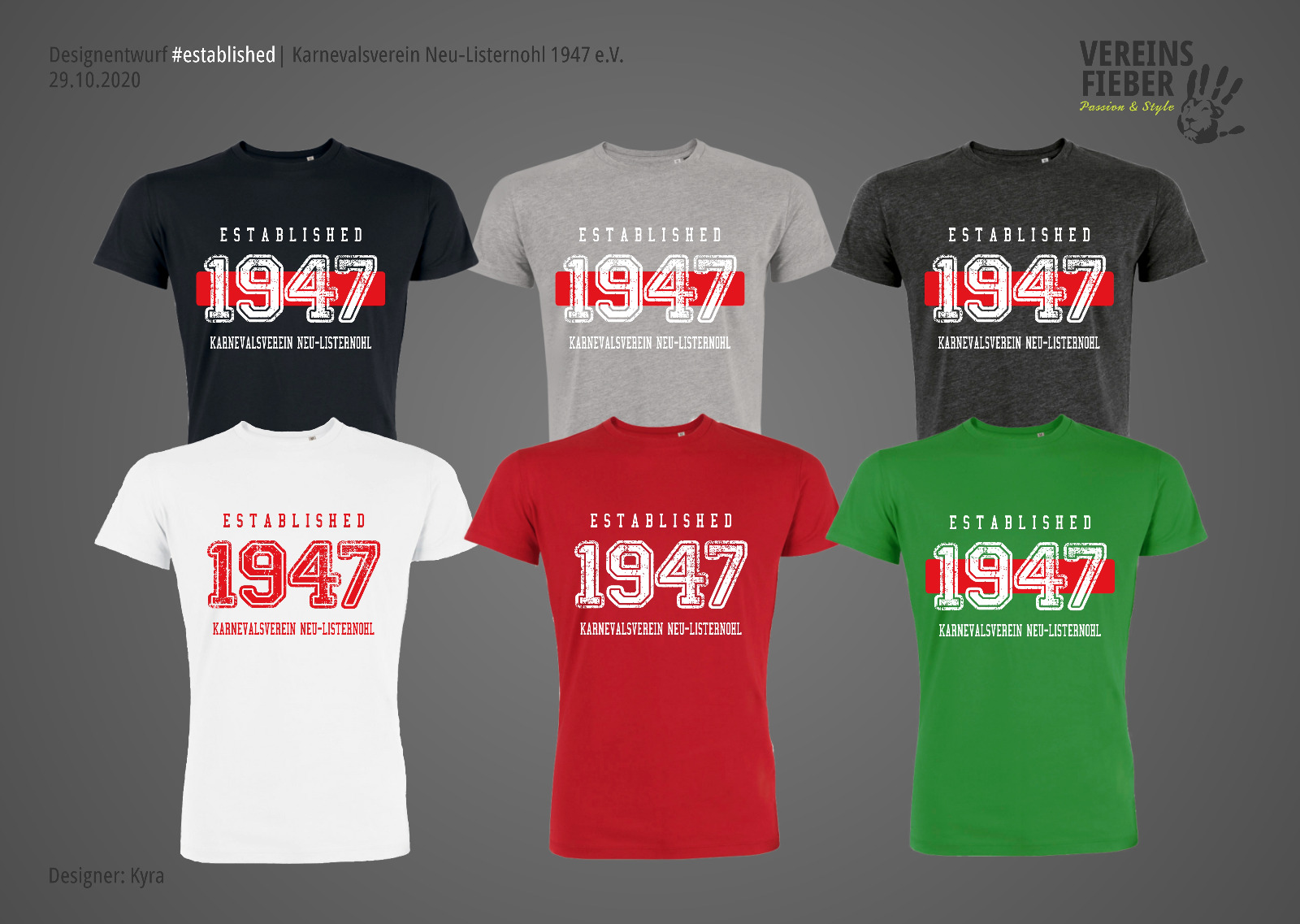 T-Shirt / Sweatshirt / Hoodie